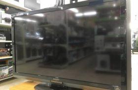 32インチ AQUOS 液晶テレビ LC-32W25 店頭買取いたしました。