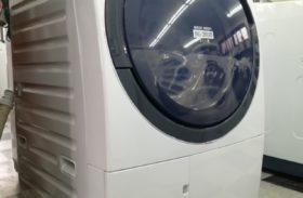 日立 ドラム式 洗濯機 乾燥機能付き 2018年 BD-SG100 故障状態