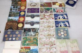 記念硬貨 コイン ミント プルート コレクション まとめ 35ケース