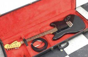 フェンダー ミュージックマスター 状態良品 エレキギター