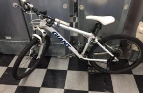 ジャイアント クロスバイク 自転車 Sサイズ