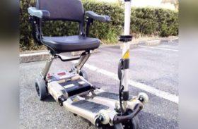 トラベル スクーター ラギー 電動カート