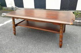 座卓 家具 ローテーブル オールド カリモク