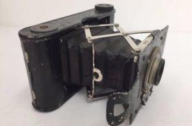 レトロ ビンテージ 蛇腹 カメラ