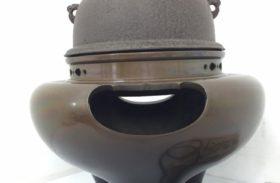 国宝 鉄釜 茶道具