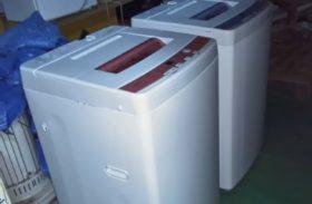 ヤマダ電機 洗濯機 二点 2016年