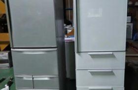 アクア aqua 大型 冷蔵庫 二台 2016年