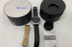 清須市 高価買取 ギャラクシー 時計 S3