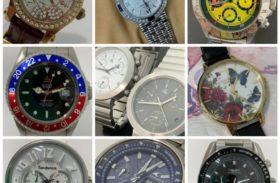 いつでも高価買取!! 腕時計 お任せ!ジャンクでもノーブランドでも必ず買取価格がつく!!