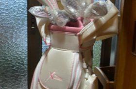 名古屋市 西区 女性用 ゴルフセット 未使用 高価 買取!!