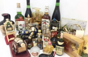 一宮市 古酒 ブランデー ウイスキー スコッチ 酒 アルコール 高価 買取 !!