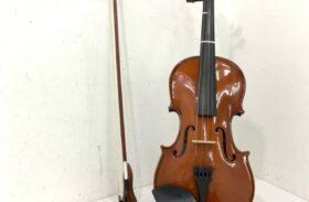 一宮市 楽器 ヴァイオリン 弦楽器 高価 買取 !!