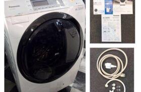 一宮市 ドラム式 洗濯機 2018年 大型 高価 買取 !!