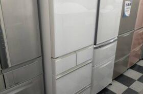 一宮市 最新式 日立 大型 冷蔵庫 ほぼ 未使用品 470L 出張 高価 買取 !!